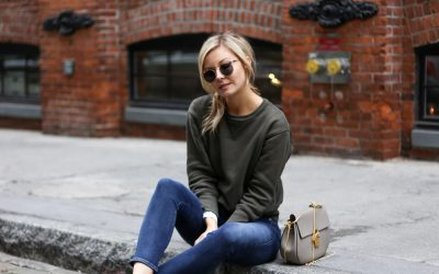 3 Ways To Style Your Fall Staple Pieces