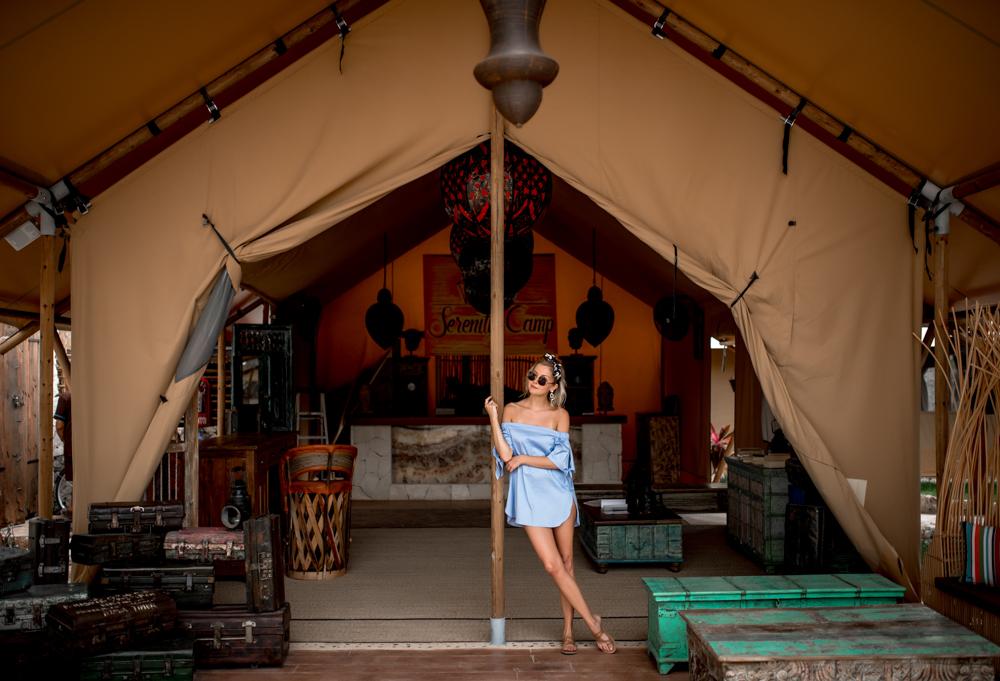 Serenity Camp, Mexico